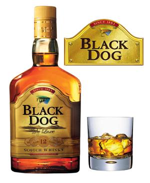 Black Dog 12Y