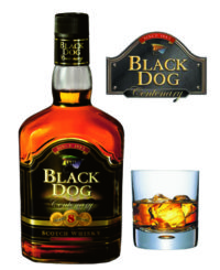 Black Dog 8YO