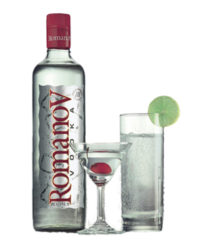 Romanov Vodka