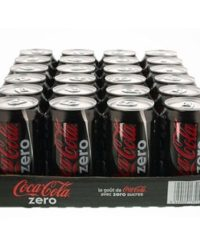 Zero Coke tin